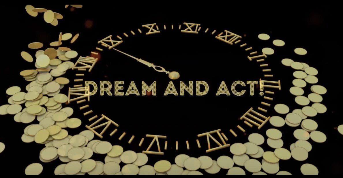 Встречайте гимн НЭЭМи: Мечтай и Действуй!