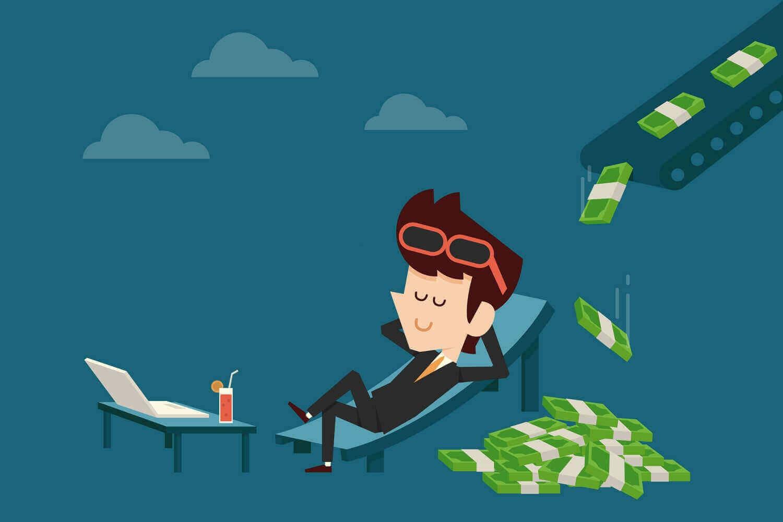 Как получить пассивный доход