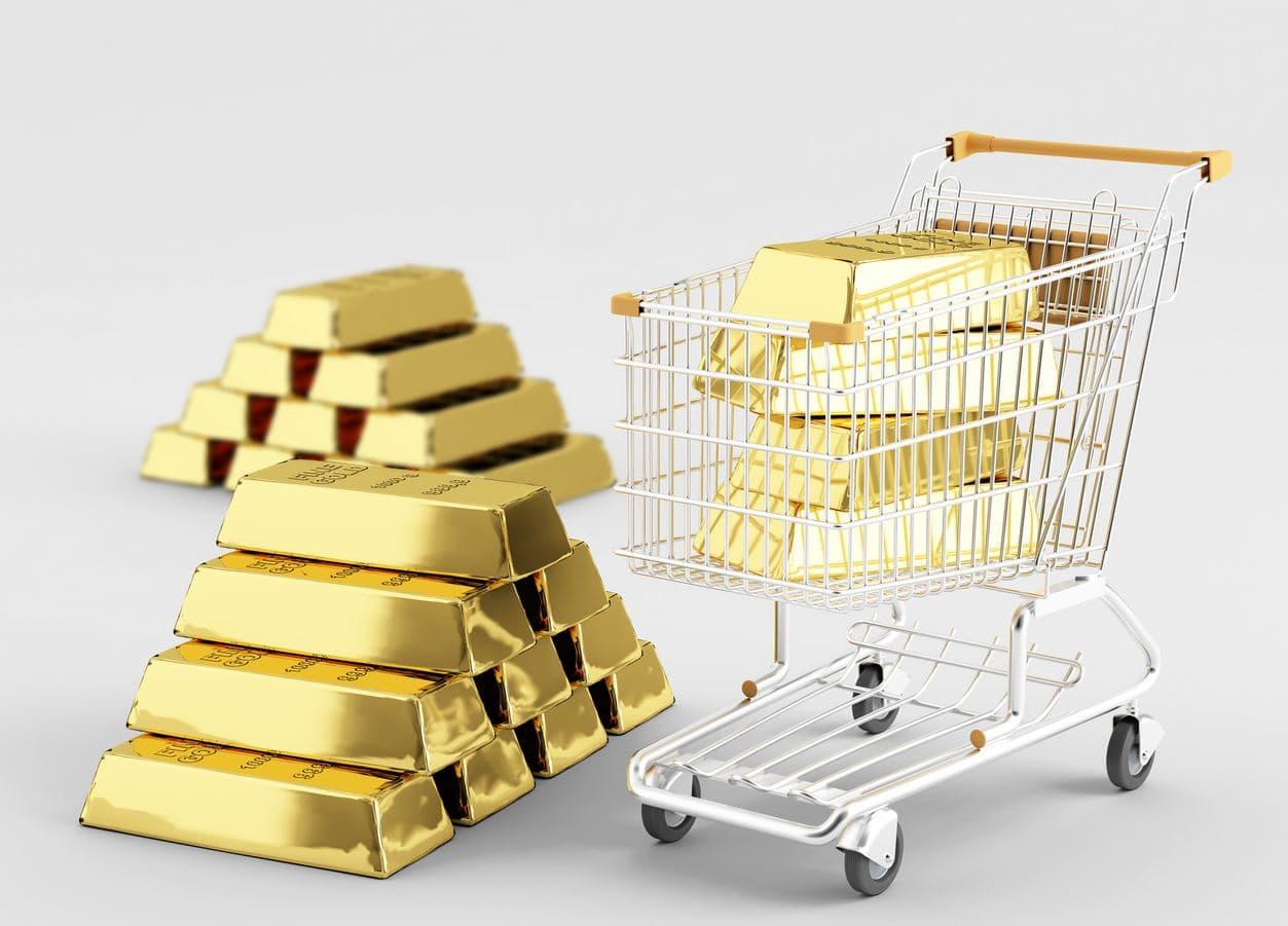 Можно ли сейчас покупать золото