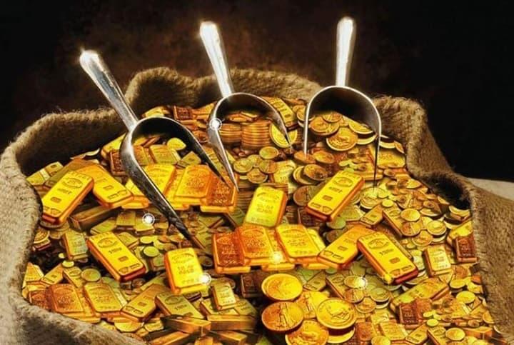 Основные законы богатства