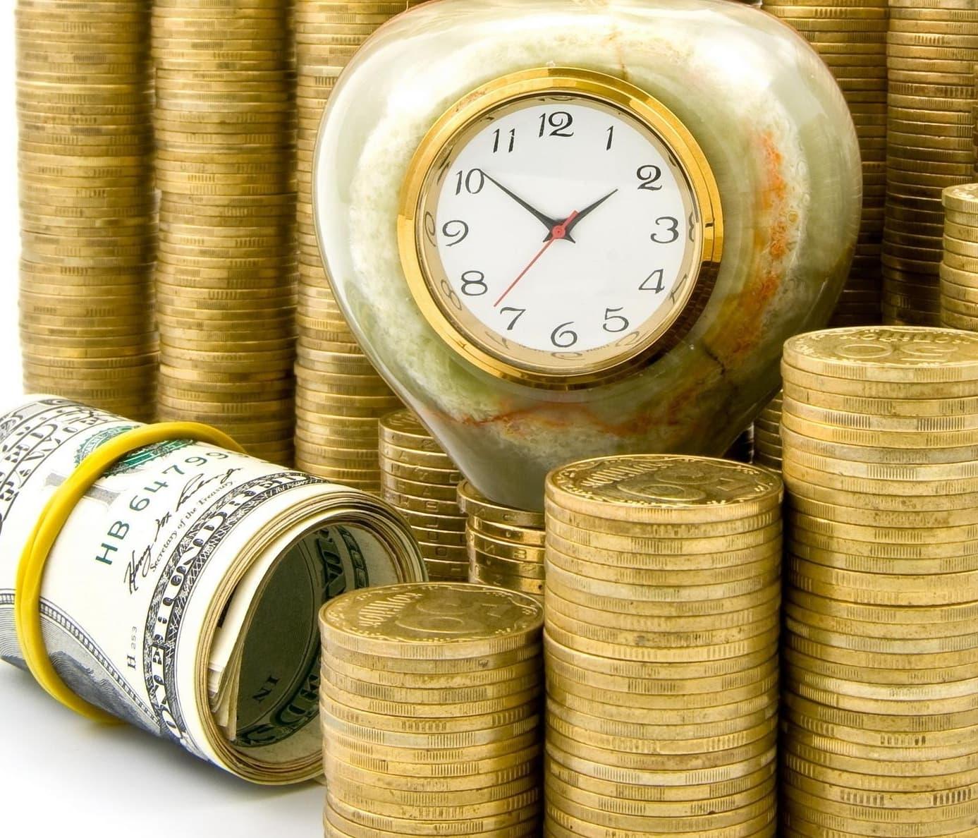 Выбираем банковский счет и банковский вклад