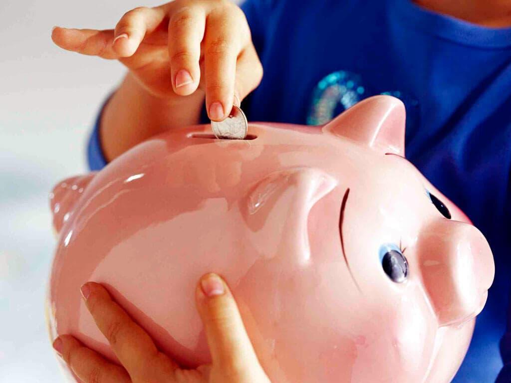 Как копить деньги при маленьком доходе