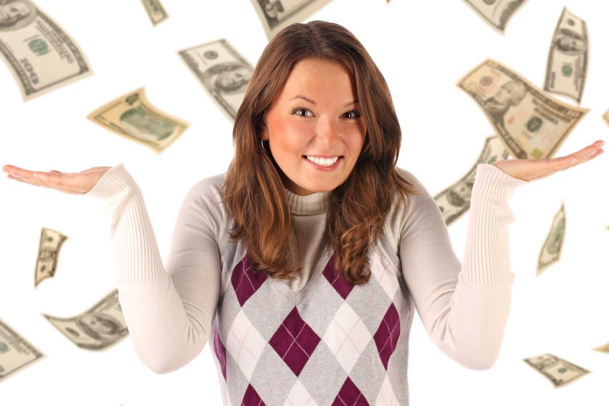 Откуда у вас финансовые трудности