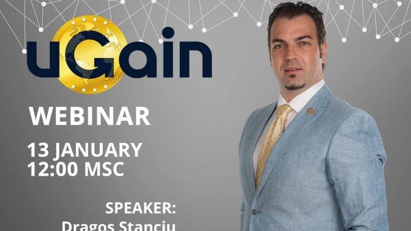 Презентация возможностей проекта uGain