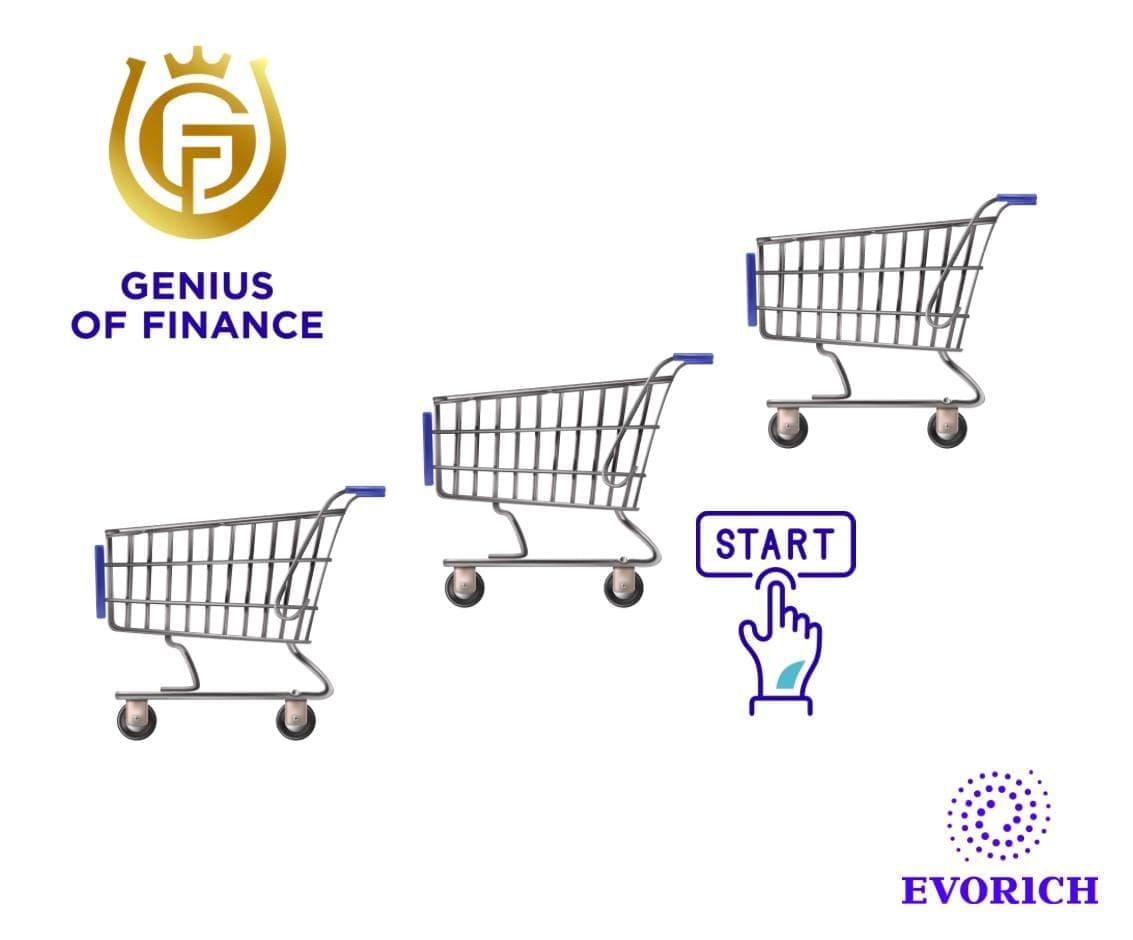 Готовы к старту продаж тренинга «Гений финансов»?