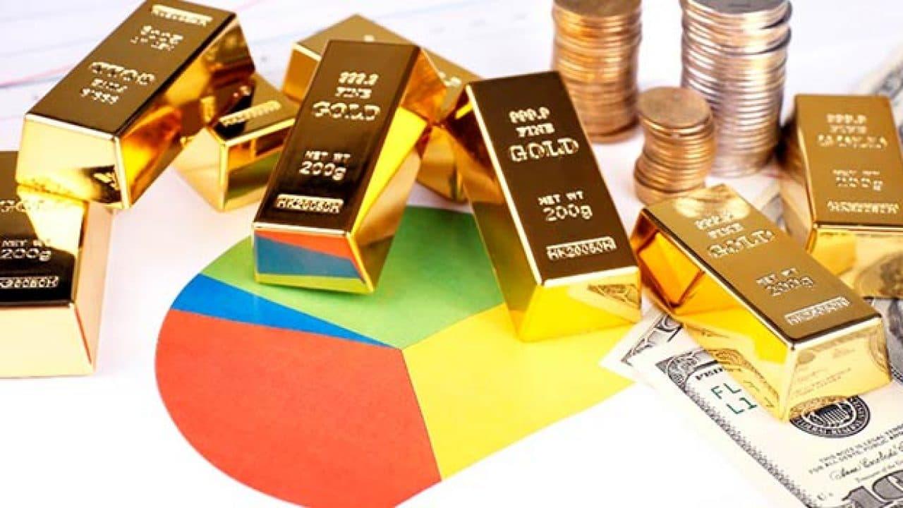 Инвестиции в золото 2021 года