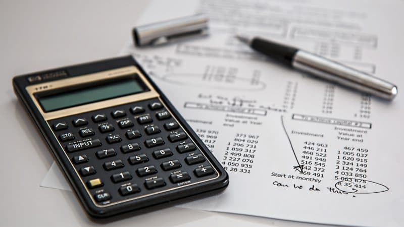 Планирование личного бюджета на месяц