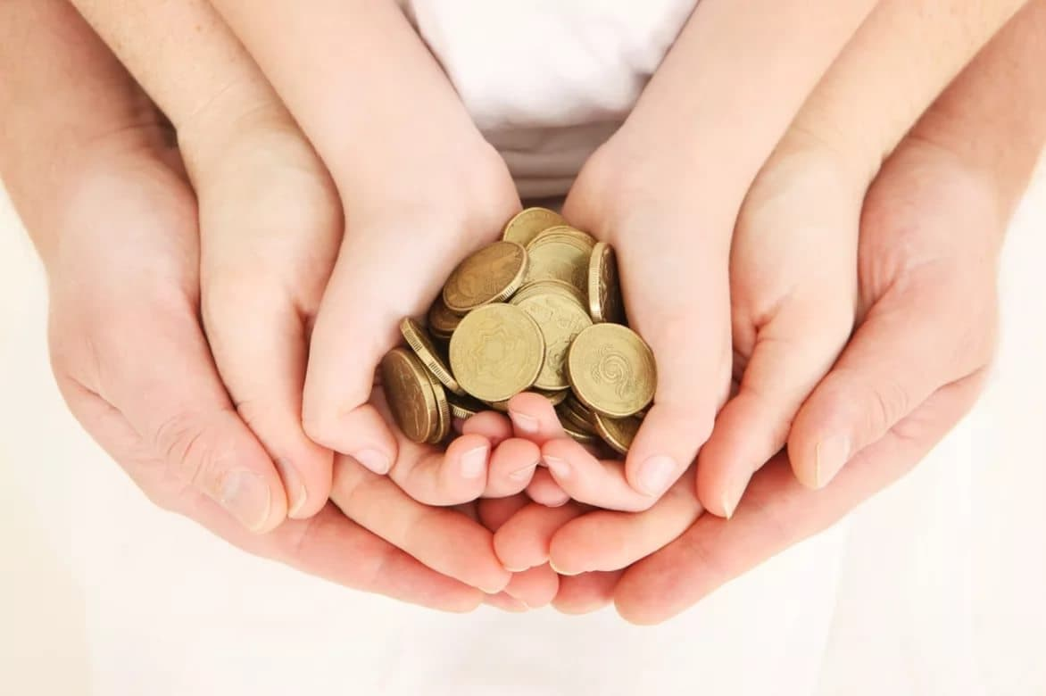ЗАдачи управления финансами семьи