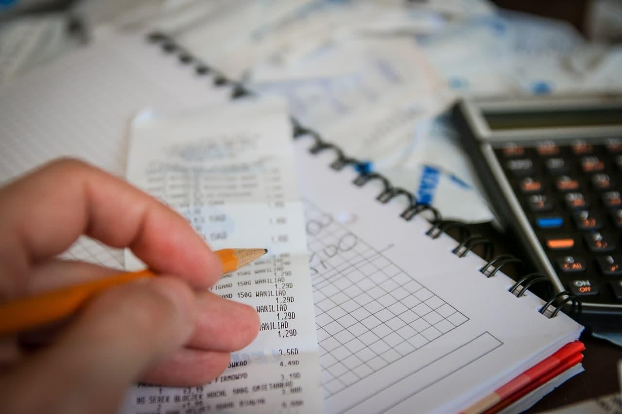 Составляем семейный бюджет на месяц