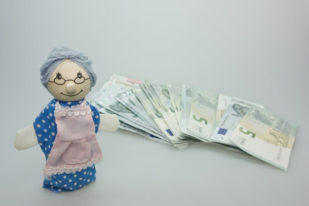 Как накопить деньги на пенсию