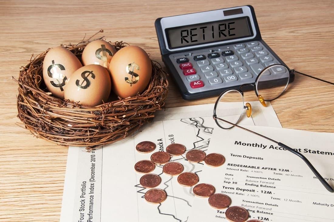 Как копить на пенсию пока молодой
