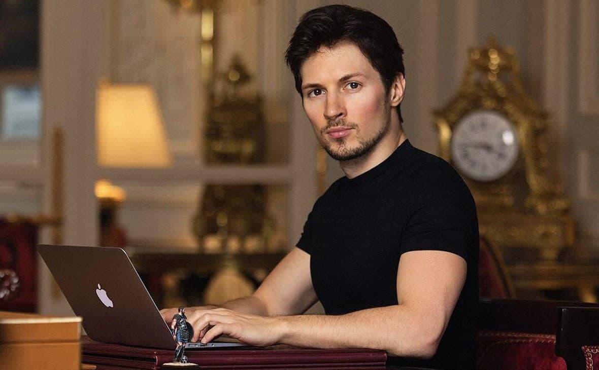 Павел Дуров вошел в десятку самых богатых людей России в 2021 году