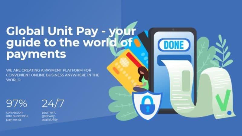 Скорее подпишитесь на канал Global Unit Pay
