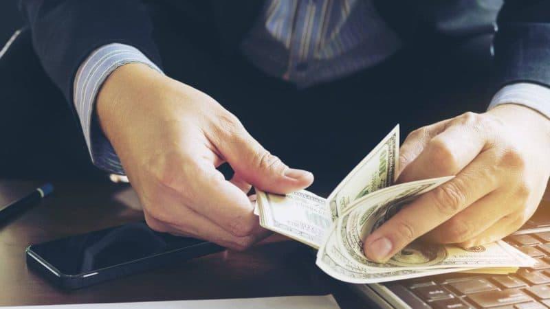 Для жителей США доступен вывод средств из личного кабинета