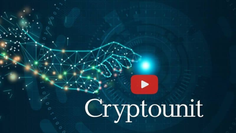 Новый YouTube канал блокчейна Cryptounit