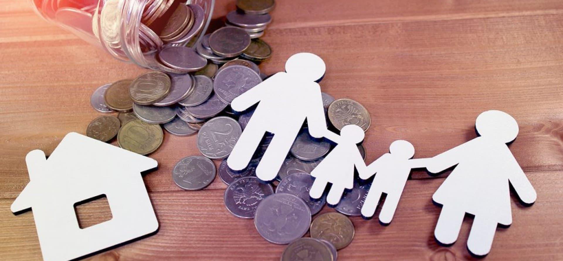 Семейный бюджет доходы и расходы