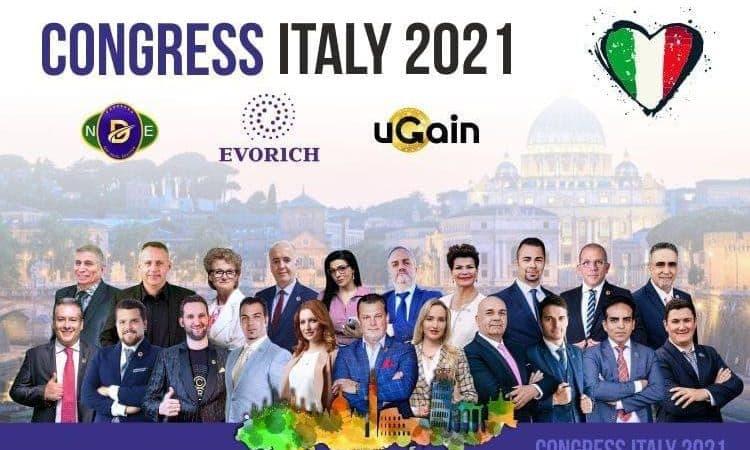Congress Italy 2021 продолжается