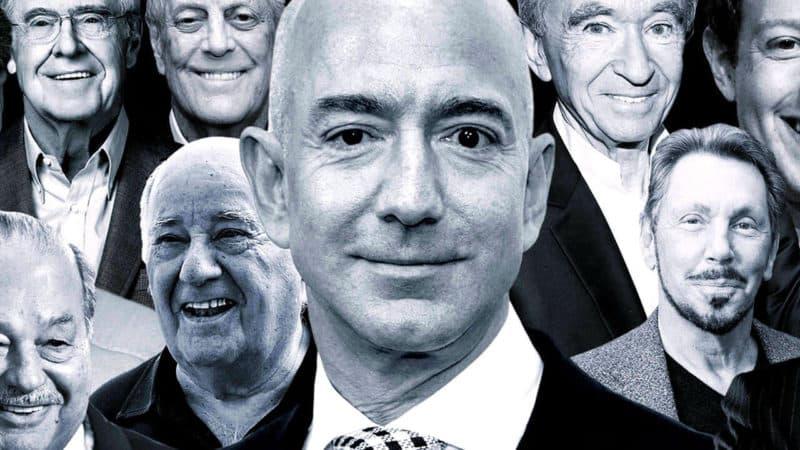Топ 10 самых богатых людей планеты 2021