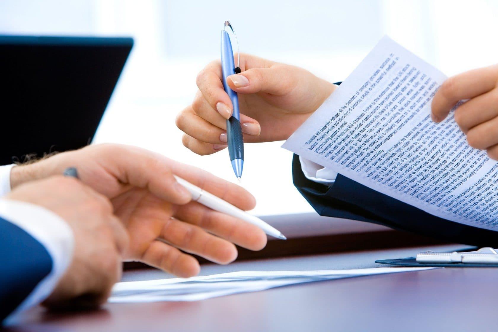 Что нужно учитывать при составлении договора