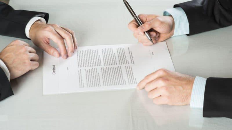 Как составить договор юридически верно