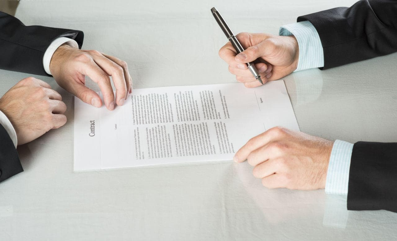 Как составлять договоры