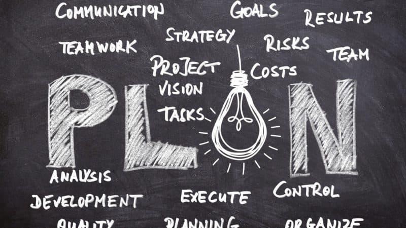Составляем личный финансовый план на 2022 год