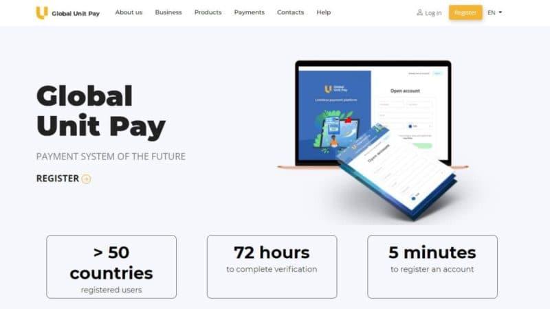 Преображение сайта платежной системы будущего