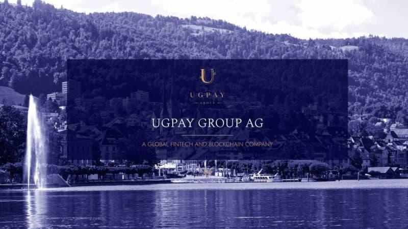 Встречайте сайт UGPay Group AG