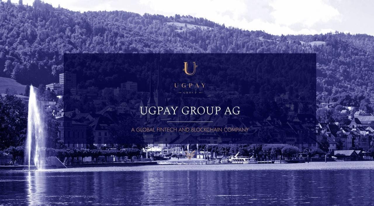 Встречайте новый сайт компании UGPay Group AG